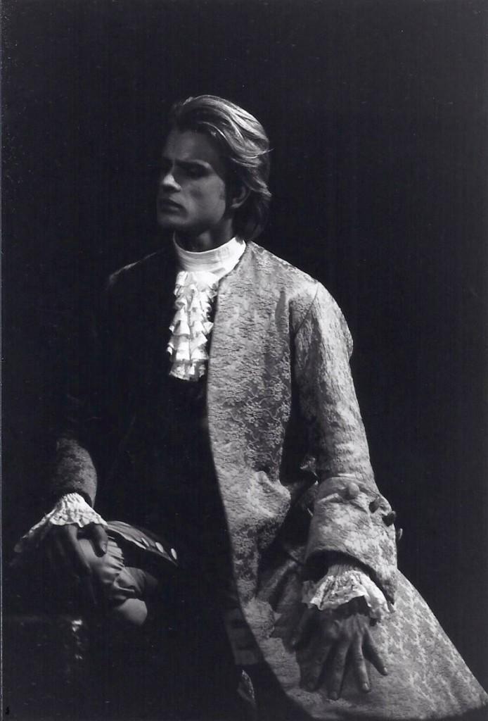 Premier rôle. Don Ottavio