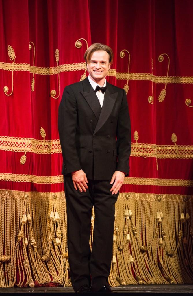 Bernard Richter alla Scala