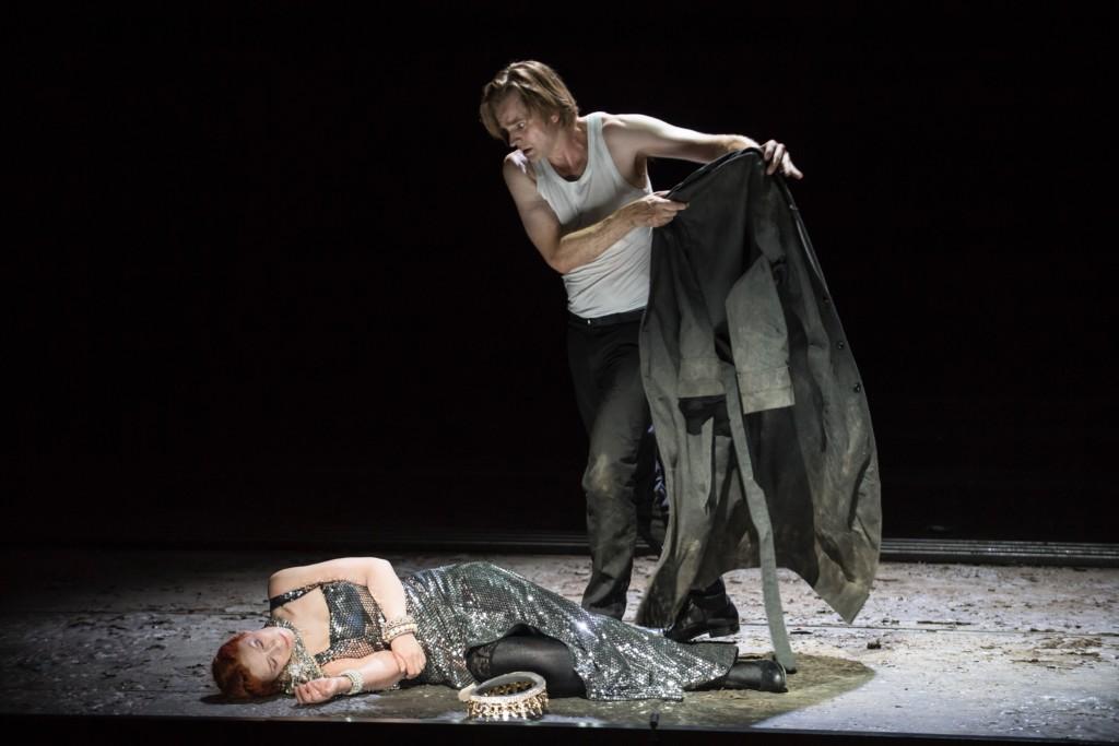 Chevalier des Grieux Manon Genève mit Patricia Petibon
