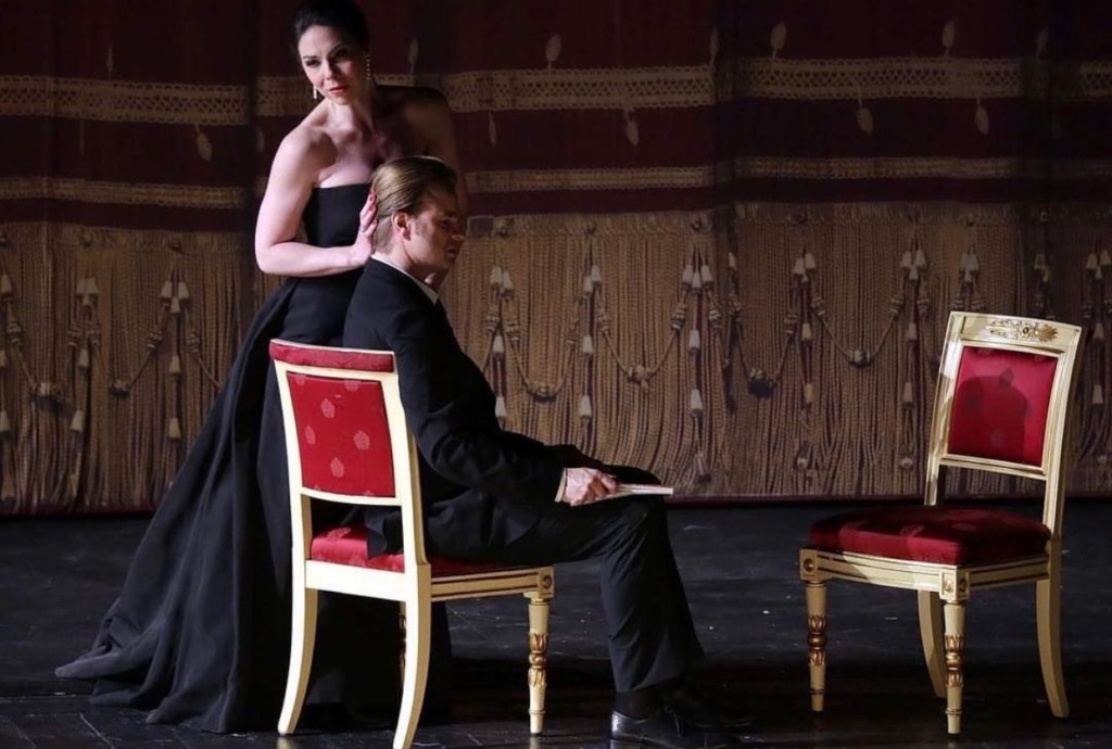 Don Ottavio Don Giovanni La Scala mit Hanna E. Müller