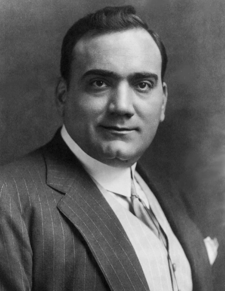 Enrico Caruso tenor