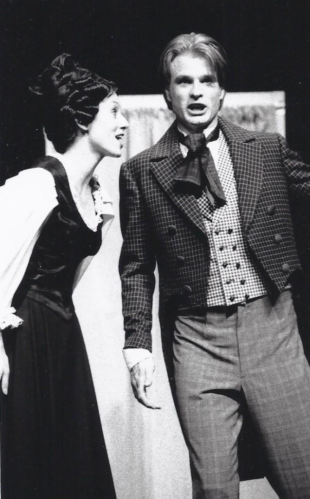 Ernesto Don Pasquale mit Jessica Comeau