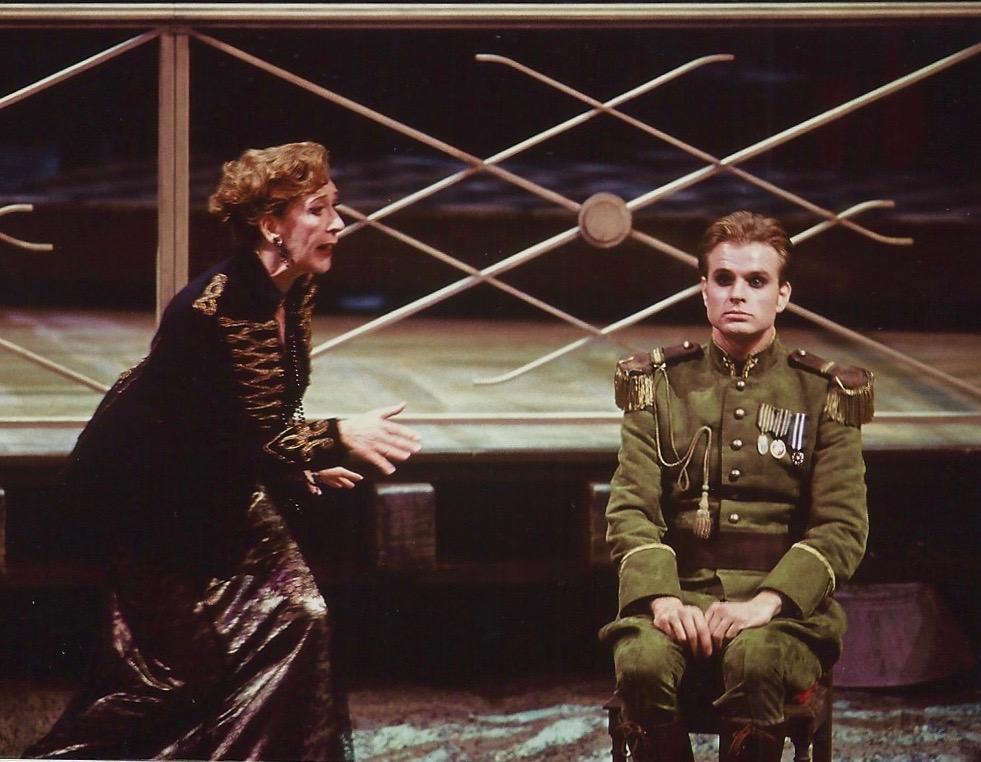 Fritz La Grande D de G mit Sandrine Piau Châtelet