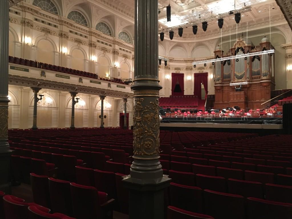 Le Concertgebouw Amsterdam