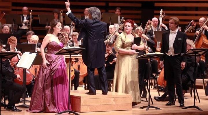 Pelléas avec l'OS mit Hélène Guilmette, Kent Nagano, Marie-Nicole Lemieux